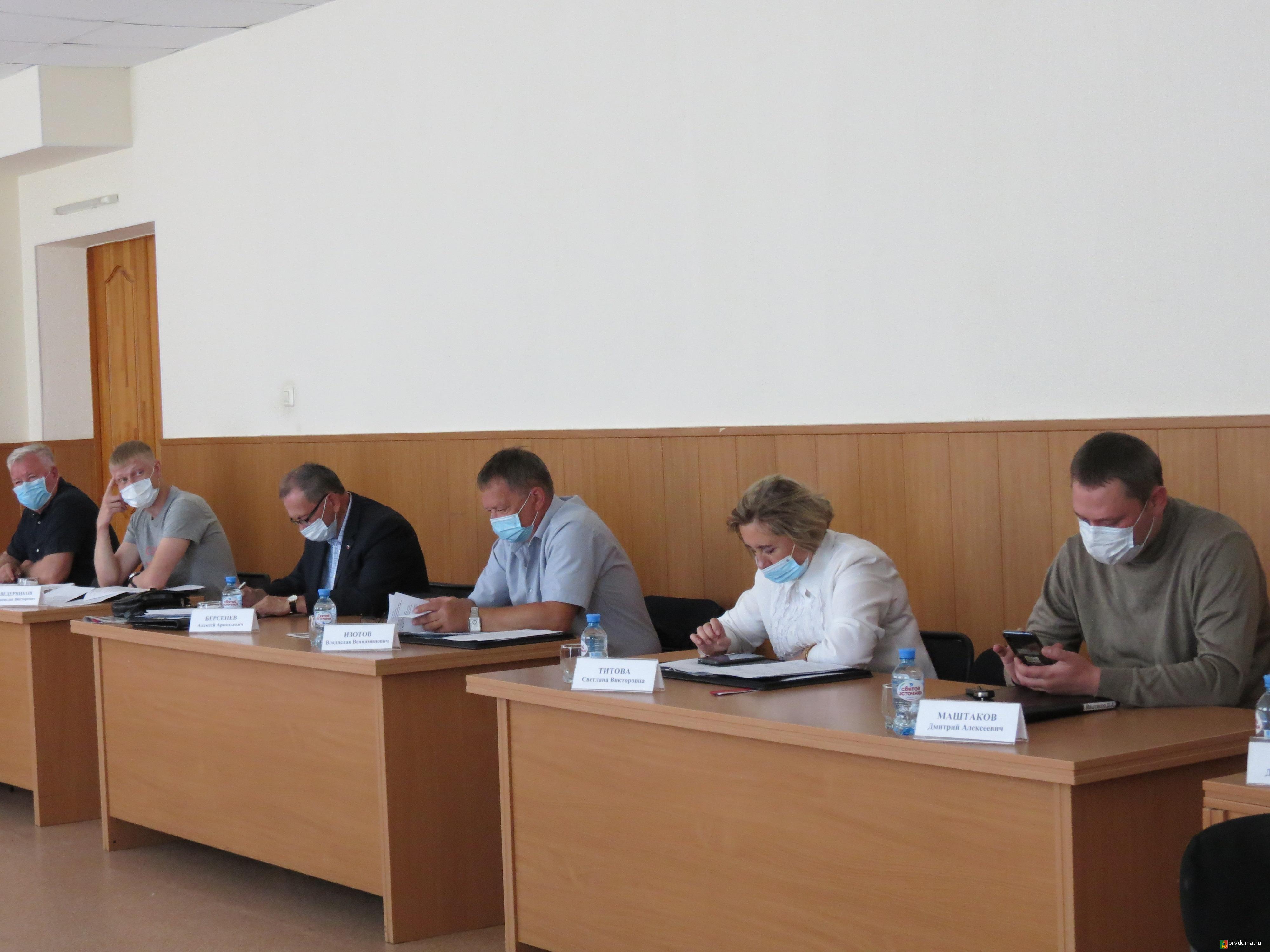 Депутаты ознакомились с  информацией  о ходе подготовки к отопительному сезону