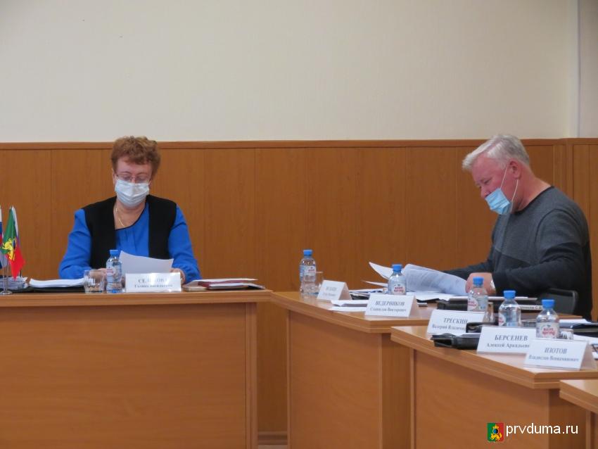 Депутаты рассмотрят вопрос о снижении ставки ЕНВД