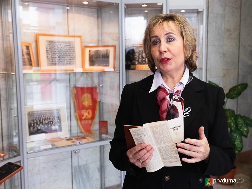 Светлана Титова: «Я очень рада, что книга о музее вышла в свет»