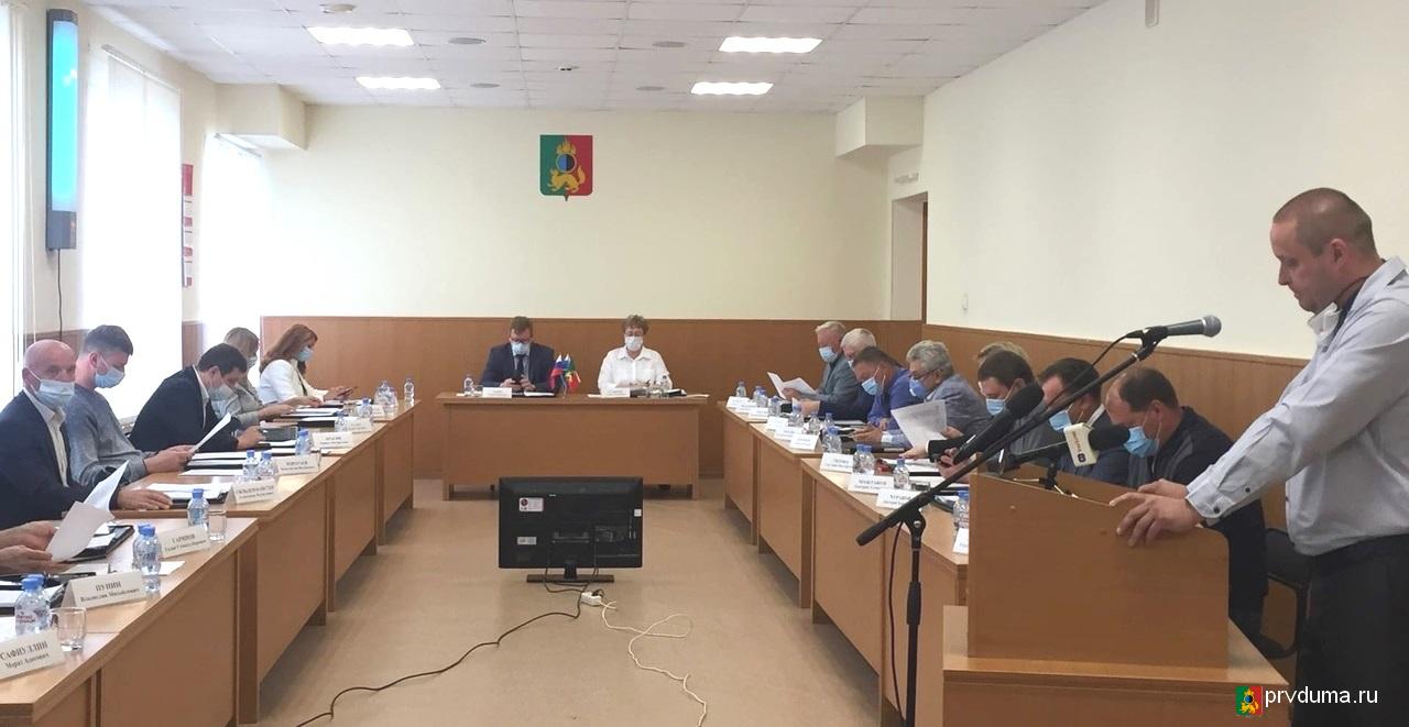 Депутаты провели 51-е заседание Первоуральской городской Думы