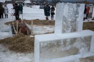 В Билимбае Николай Козлов поздравил первоуральцев с православным праздником