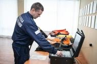 Глава высоко оценил работу первоуральских спасателей