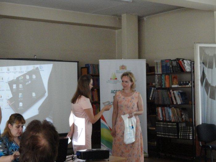 В Первоуральске прошел слет молодых библиотекарей Урала