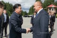 Первоуральск посетил заместитель председателя госсовета КНР