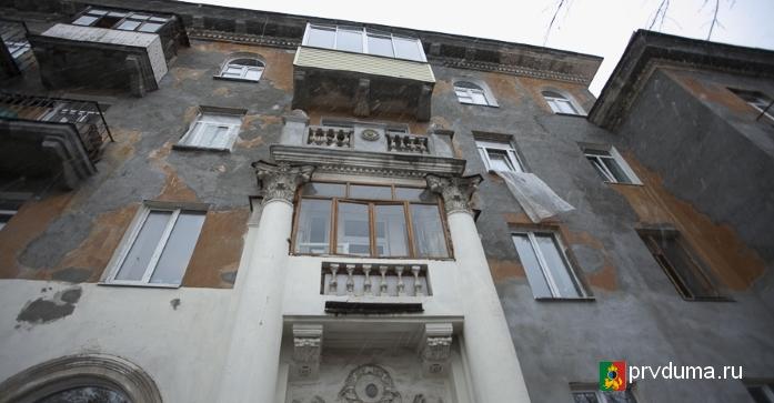 Капитальный ремонт домов на контроле