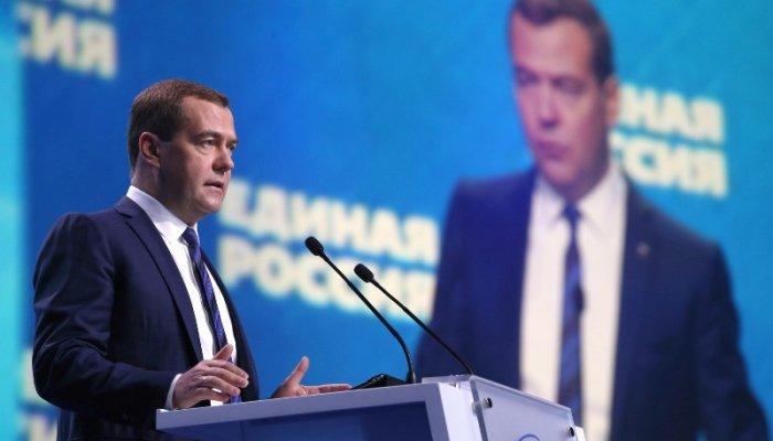 Глава Первоуральска Николай Козлов – на встрече с Дмитрием Медведевым