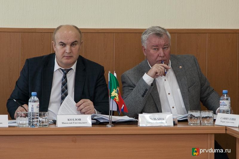 Глава Первоуральска провел заседание Общественного политического совета