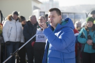 В Первоуральске прошла самая массовая за последние годы «Лыжня России»