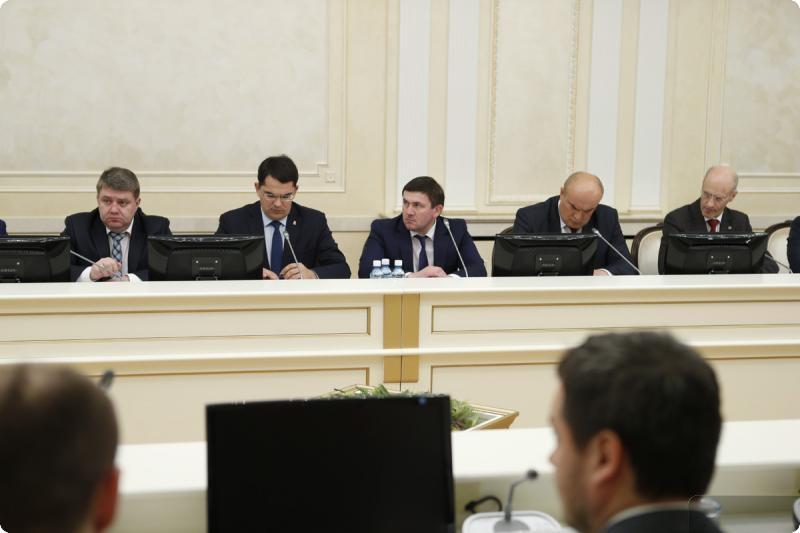 Создание индустриального парка в Первоуральске обсудили на совещании в правительстве области