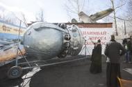 «Восток-1» приземлился в Первоуральске