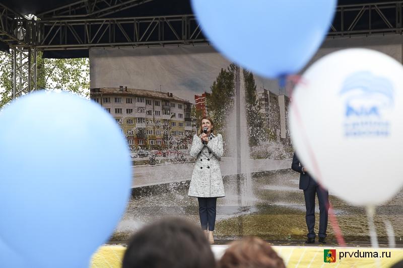 Празднование продолжается: 284-летие города первоуральцы отметили в Парке культуры и отдыха