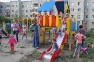 Депутаты «Единой России» открыли еще одну детскую площадку