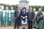 Аллея Дружбы заложена в Первоуральске