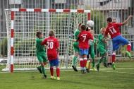 Футбольное поле Первоуральска: соответствует международным стандартам
