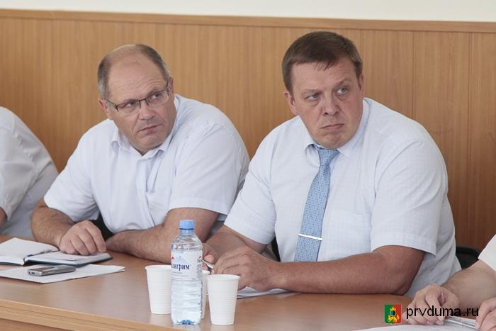 Совет глав Западного управленческого округа прошел в Первоуральске