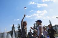Праздник флага отметили в Первоуральске