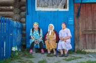 Праздники двора проходят и в поселках