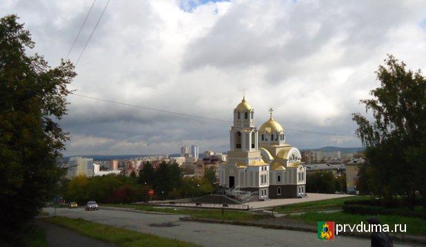 Николай Козлов провел совещание, посвященное строительству Богоявленского собора