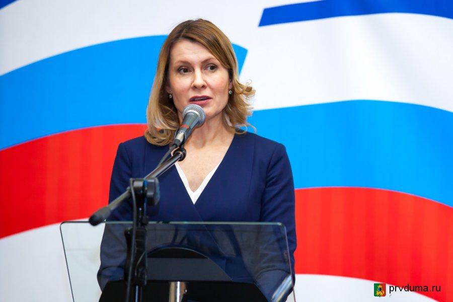Елена Чечунова: «Местное отделение партии в Первоуральске – одно из самых передовых в регионе»