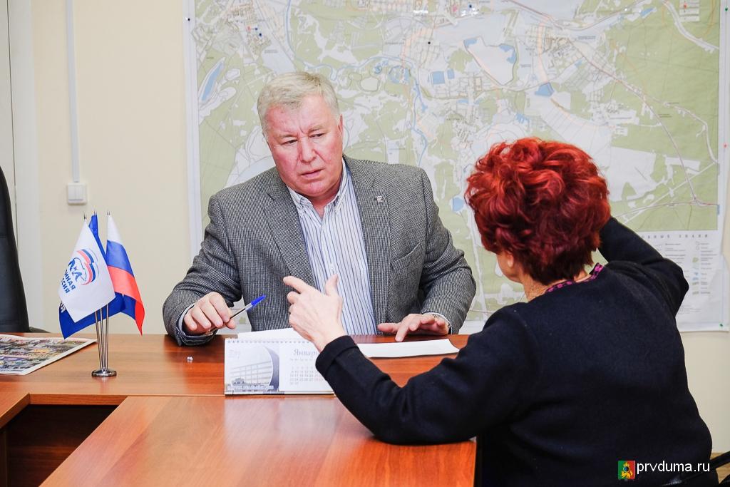 Эдуард Вольхин и Владислав Изотов ответили на вопросы первоуральцев