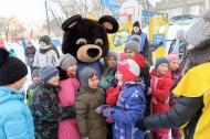 """Праздник """"Единой России"""" - радость для детей"""