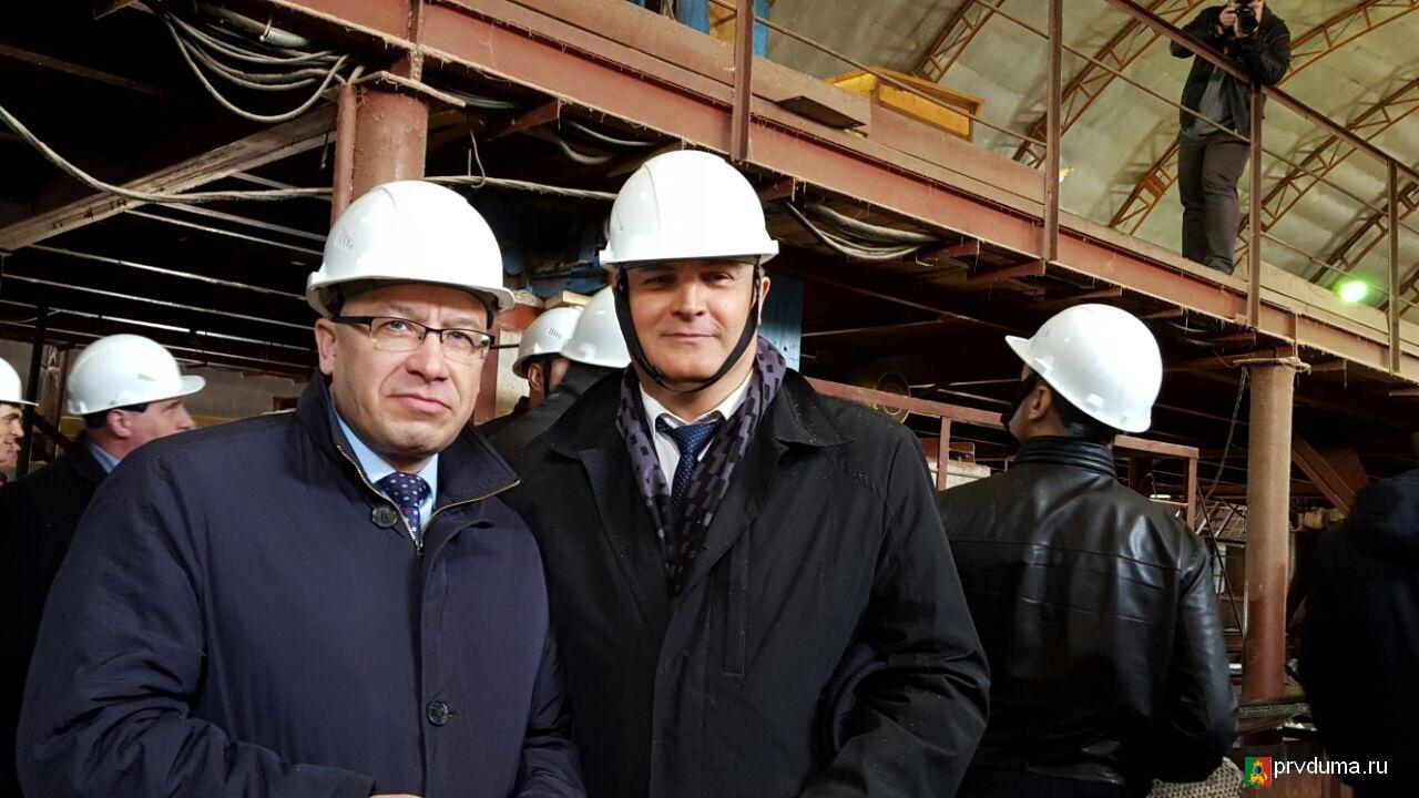 Николай Козлов принял участие в выездном совещании под руководством первого заместителя Губернатора Свердловской области