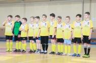 Владислав Изотов приветствовал юных футболистов