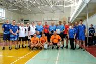 Николай Козлов и сборная Первоуральской городской Думы продолжает участие в спартакиаде