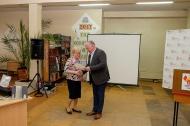 Эдуард Вольхин поздравил библиотекарей Первоуральска с профессиональным праздником