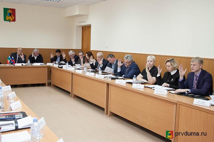 Депутаты заслушали информацию о подготовке к отопительному сезону