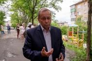 Алексей Берсенев выполнил очередную просьбу первоуральцев