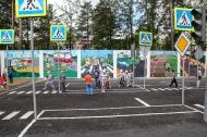 Николай Козлов открыл учебную площадку «Перекресток»