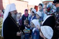 Первоуральск вновь посетил Митрополит Екатеринбургский и Верхотурский Кирилл.