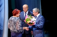 Николай Козлов поздравил новотрубников с Днем металлурга