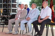 Николай Козлов поздравил огнеупорщиков