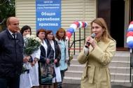 Николай Козлов и Николай Шайдуров открыли пункт общей врачебной практики