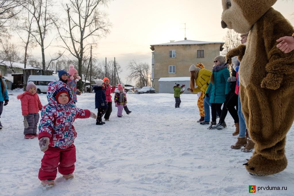 Праздник двора от «Молодой гвардии» и Дмитрия Маштакова