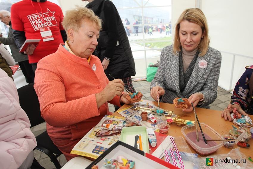 Депутаты приняли участие в фестивале «Герои рабочего класса»