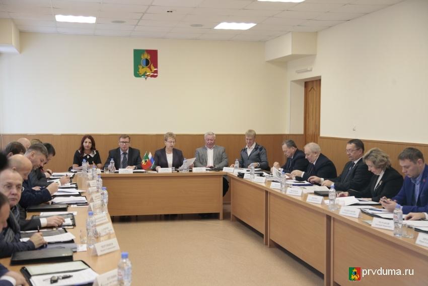 Депутаты приняли Стратегию развития Первоуральска до 2035 года